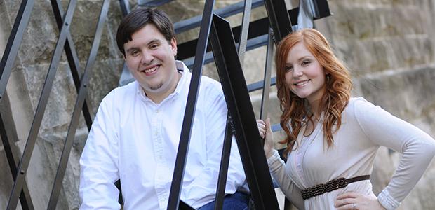 Jessica + Jesse Pre-Engagement